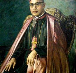 Prayer for the Beatification of Archbishop Teofilo Camomot