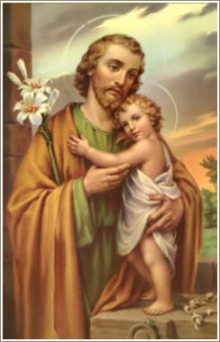Prayer for St. Joseph