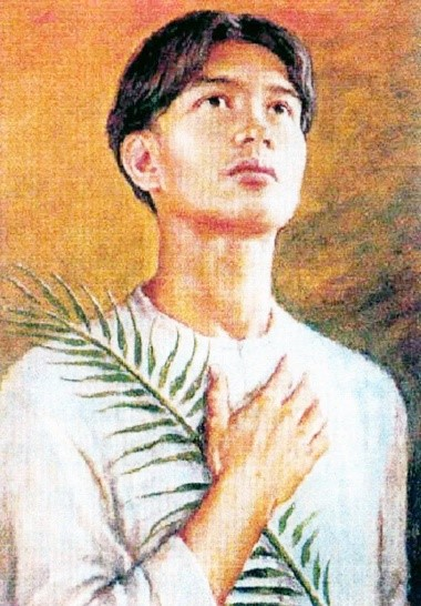 Prayer for San Pedro Calungsod