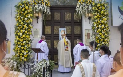 ARCHDIOCESE OF CEBU OFFICIALLY OPENS THE 500 YOC CELEBRATIONS