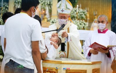 CEBU ARCHDIOCESE OPENS THE 1ST DAY OF THE TRIDUUM TOWARDS THE COMMEMORATION OF THE FIRST BAPTISM