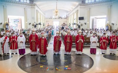 THE 2ND DAY OF THE TRIDUUM TOWARDS THE COMMEMORATION OF THE FIRST BAPTISM